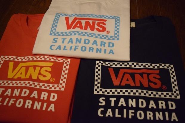 『VANS × SD Checker Box Logo T』!!!_c0355834_18434870.jpg