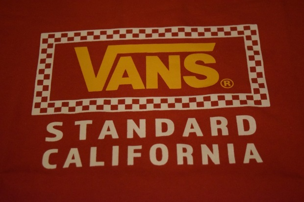 『VANS × SD Checker Box Logo T』!!!_c0355834_18442653.jpg