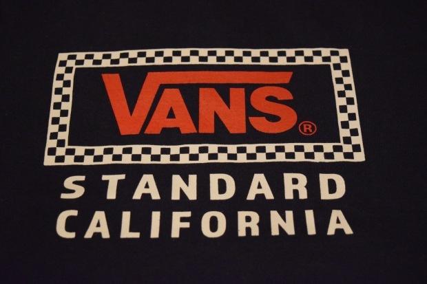 『VANS × SD Checker Box Logo T』!!!_c0355834_18450007.jpg