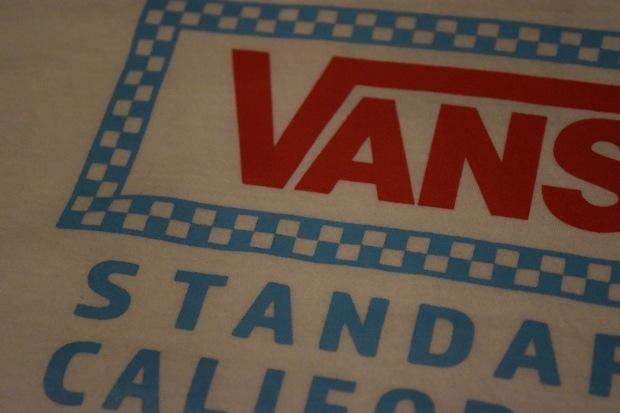 『VANS × SD Checker Box Logo T』!!!_c0355834_18454415.jpg