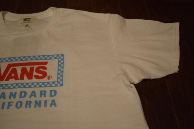 『VANS × SD Checker Box Logo T』!!!_c0355834_18461471.jpg