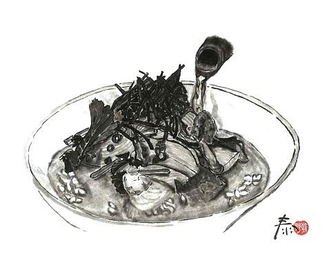 /// 江戸っ子の人気のお茶漬け ///2017.5.17放送分_f0112434_00111412.jpg
