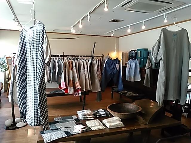 早川ユミ たねまき生活の衣服たち展_b0237038_15181788.jpg