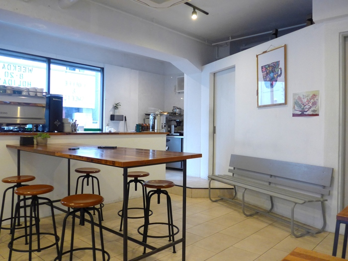 新宿二丁目「オールシーズンズコーヒー」へ行く。_f0232060_13142360.jpg