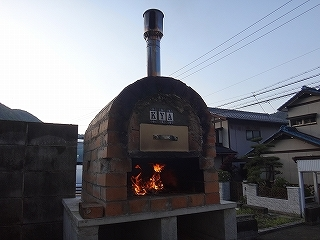 石窯リニューアル&初テンカラ_e0064783_16044565.jpg