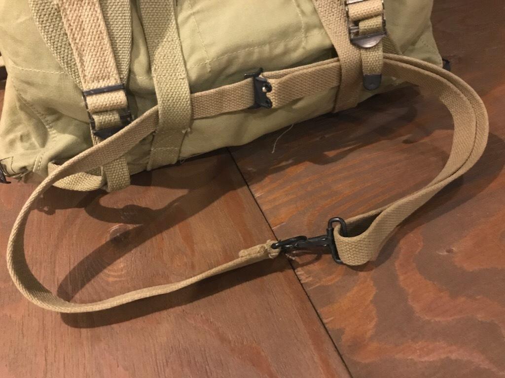 神戸店5/3(水)ヴィンテージウェア&服飾雑貨入荷! #3 Vintage Military Bag!!!_c0078587_21093233.jpg
