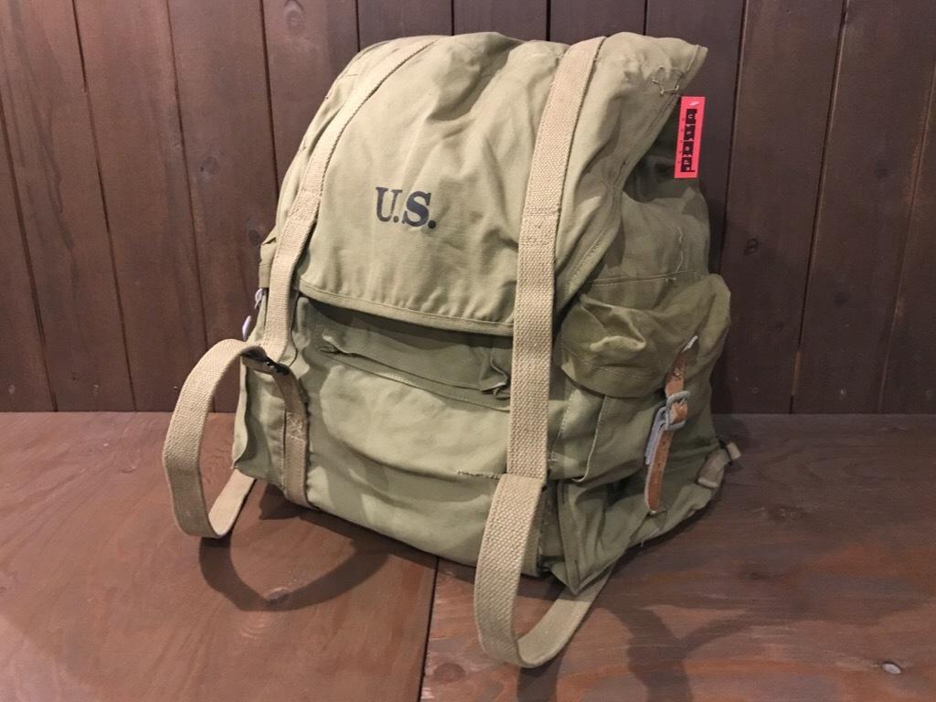 神戸店5/3(水)ヴィンテージウェア&服飾雑貨入荷! #3 Vintage Military Bag!!!_c0078587_21093311.jpg