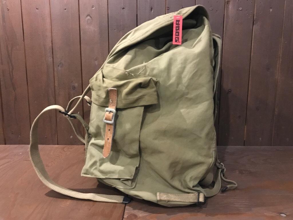 神戸店5/3(水)ヴィンテージウェア&服飾雑貨入荷! #3 Vintage Military Bag!!!_c0078587_21093358.jpg