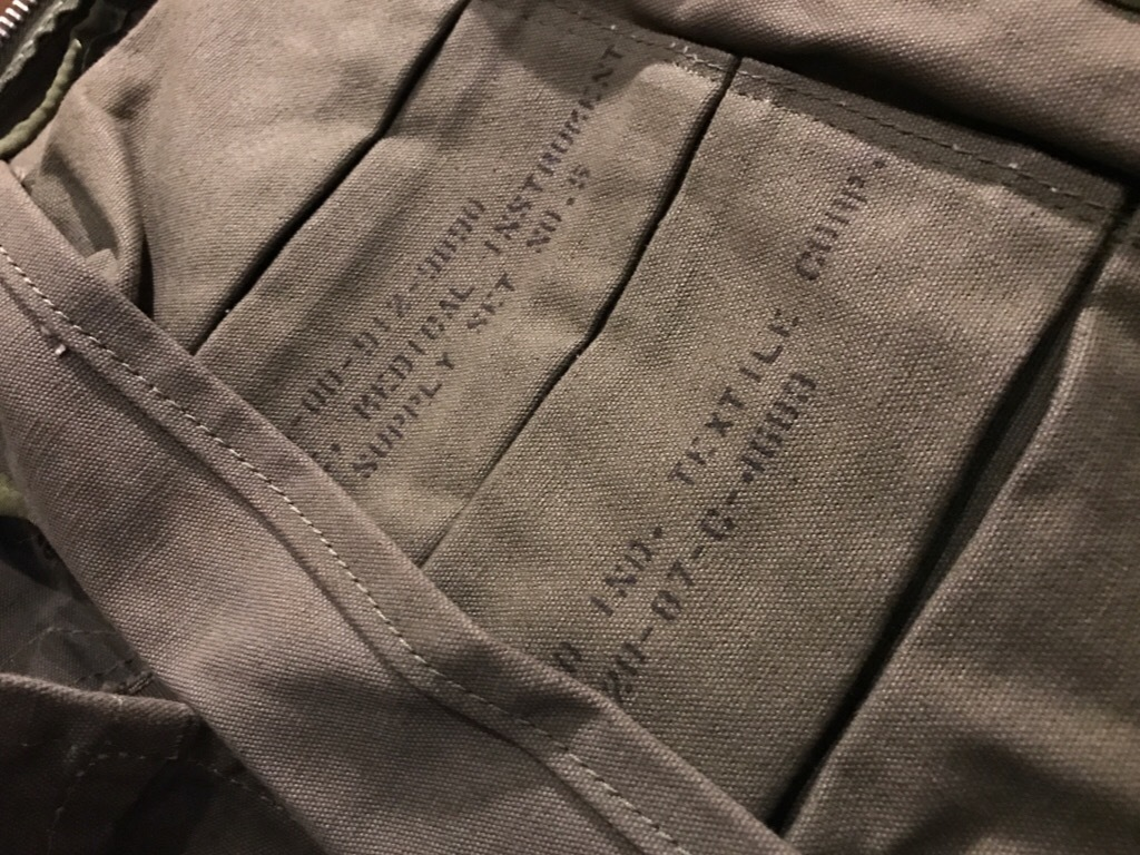神戸店5/3(水)ヴィンテージウェア&服飾雑貨入荷! #3 Vintage Military Bag!!!_c0078587_21141476.jpg