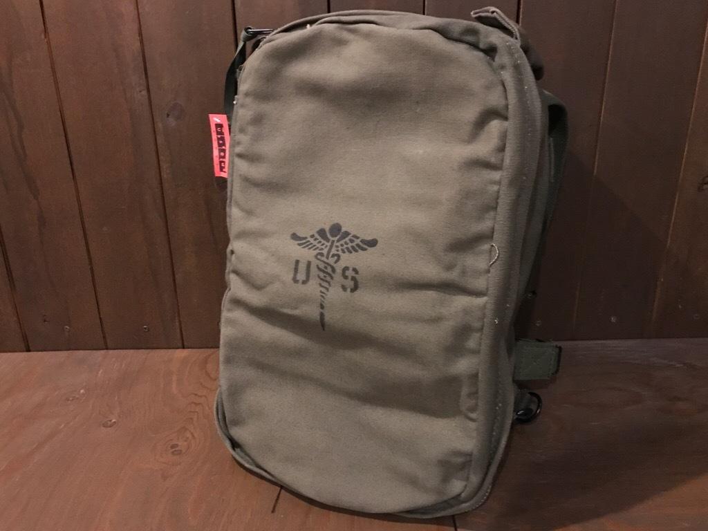 神戸店5/3(水)ヴィンテージウェア&服飾雑貨入荷! #3 Vintage Military Bag!!!_c0078587_21141635.jpg