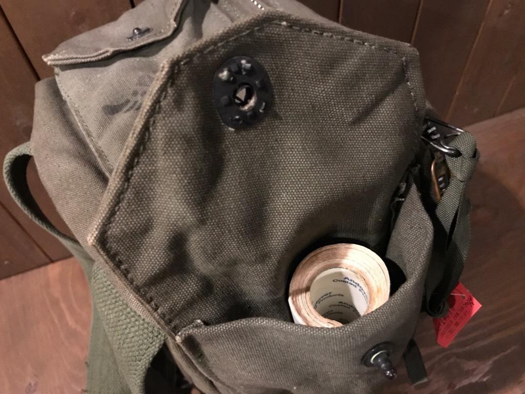 神戸店5/3(水)ヴィンテージウェア&服飾雑貨入荷! #3 Vintage Military Bag!!!_c0078587_21160902.jpg