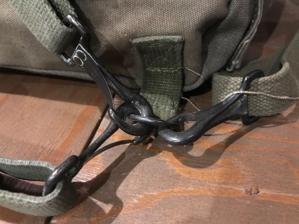 神戸店5/3(水)ヴィンテージウェア&服飾雑貨入荷! #3 Vintage Military Bag!!!_c0078587_21182274.jpg