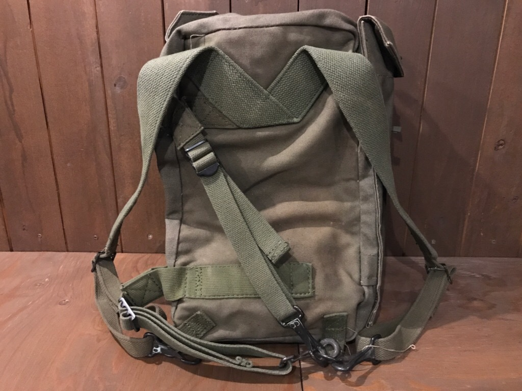 神戸店5/3(水)ヴィンテージウェア&服飾雑貨入荷! #3 Vintage Military Bag!!!_c0078587_21182362.jpg