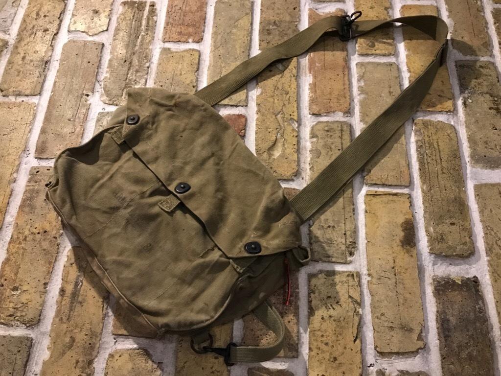 神戸店5/3(水)ヴィンテージウェア&服飾雑貨入荷! #3 Vintage Military Bag!!!_c0078587_21194530.jpg