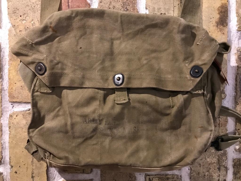 神戸店5/3(水)ヴィンテージウェア&服飾雑貨入荷! #3 Vintage Military Bag!!!_c0078587_21194593.jpg