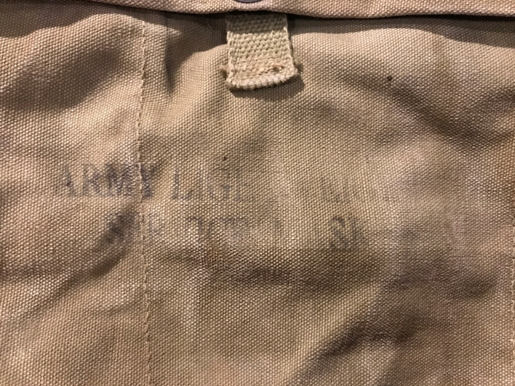 神戸店5/3(水)ヴィンテージウェア&服飾雑貨入荷! #3 Vintage Military Bag!!!_c0078587_21194711.jpg