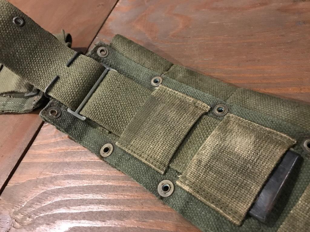 神戸店5/3(水)ヴィンテージウェア&服飾雑貨入荷! #3 Vintage Military Bag!!!_c0078587_21465936.jpg