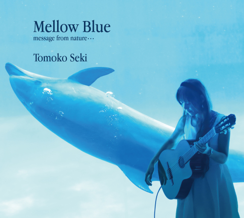 "3rd Album ""Mellow Blue"" リリース!_f0373339_09422470.jpg"