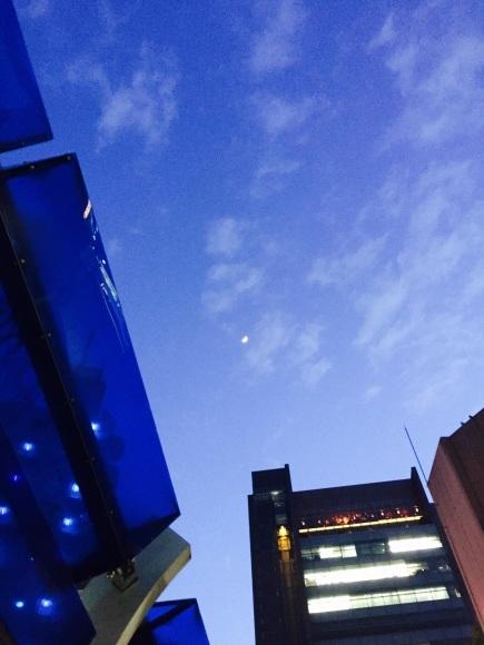皐月の蒼い月_a0103940_22515289.jpg