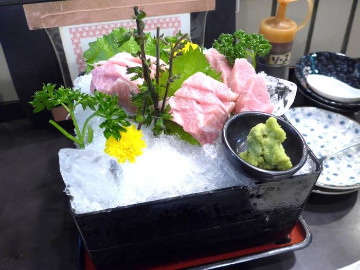 東中野「居酒屋かんじ」へ行く。_f0232060_01525.jpg
