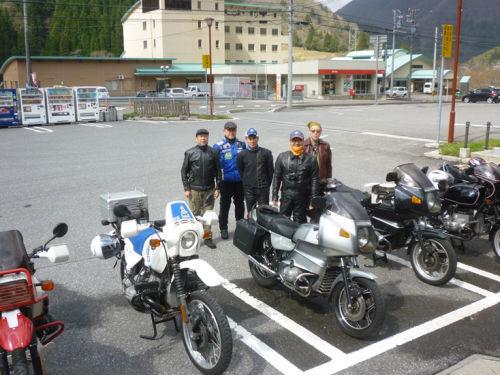 水曜ツーリング OHV限定/徳山ダム~根尾_e0254365_12322536.jpg
