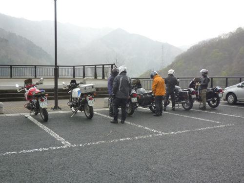 水曜ツーリング OHV限定/徳山ダム~根尾_e0254365_12332522.jpg