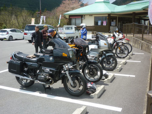 水曜ツーリング OHV限定/徳山ダム~根尾_e0254365_12354292.jpg