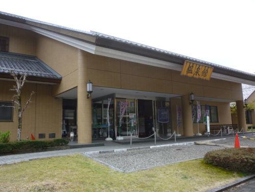 水曜ツーリング OHV限定/徳山ダム~根尾_e0254365_12364406.jpg