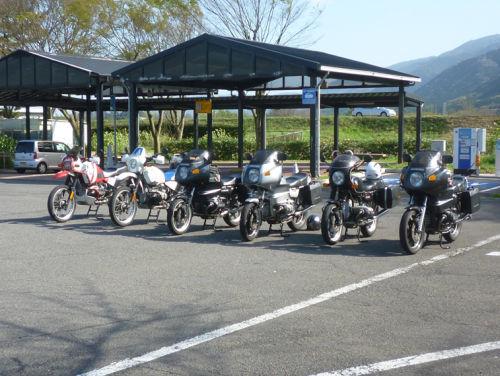 水曜ツーリング OHV限定/徳山ダム~根尾_e0254365_12435184.jpg