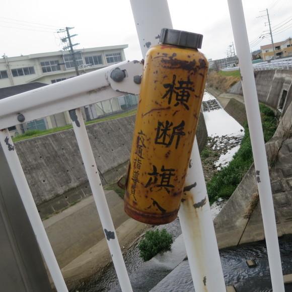 秋篠川を上るおっさん。_c0001670_19281403.jpg