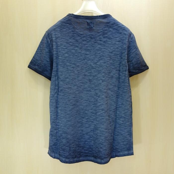 """Vintage 55(ヴィンテージ55)\""""VICE IS NICE\""""インディゴブルースラブジャージTシャツ_c0118375_00152011.jpg"""