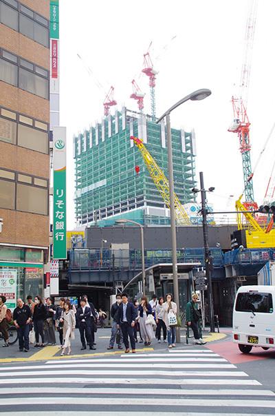 5月1日(月)今日の渋谷109前交差点_b0056983_18242393.jpg