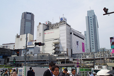 5月1日(月)今日の渋谷109前交差点_b0056983_18242426.jpg