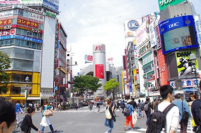 5月1日(月)今日の渋谷109前交差点_b0056983_18242442.jpg