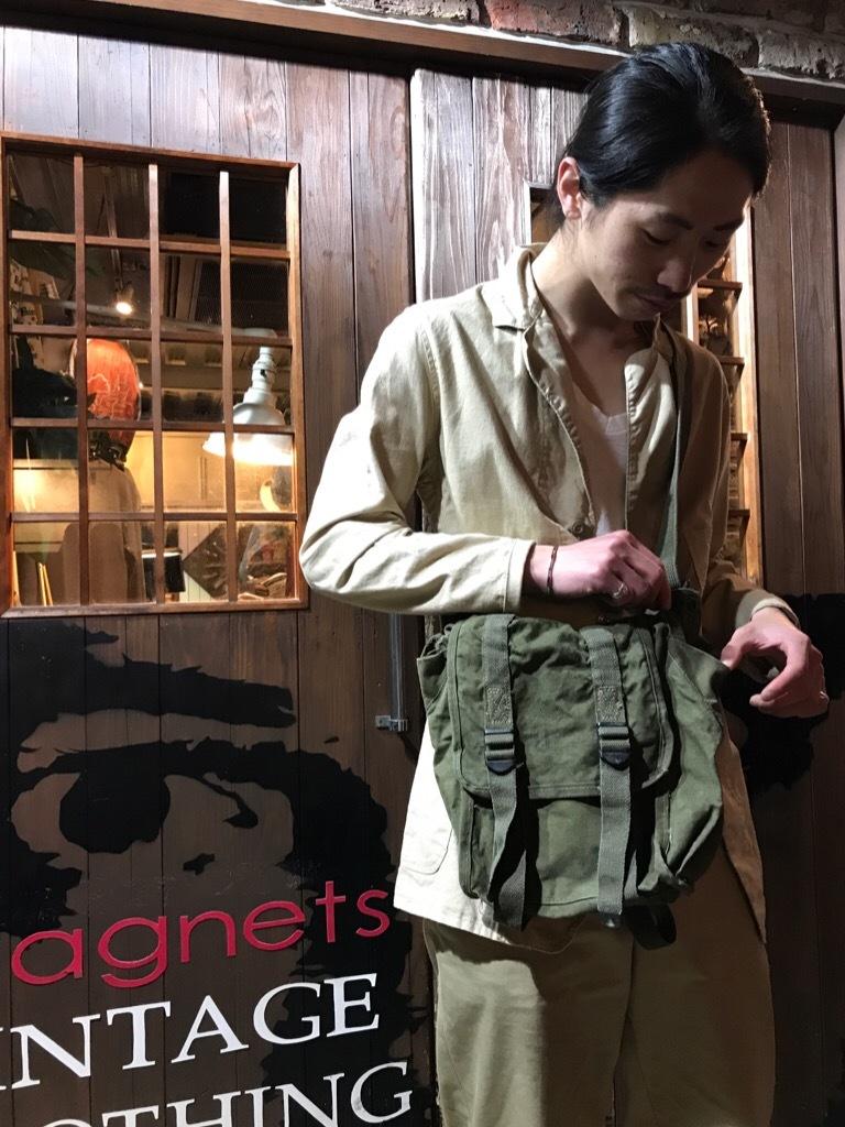 神戸店5/3(水)ヴィンテージウェア&服飾雑貨入荷! #3 Vintage Military Bag!!!_c0078587_00263503.jpg