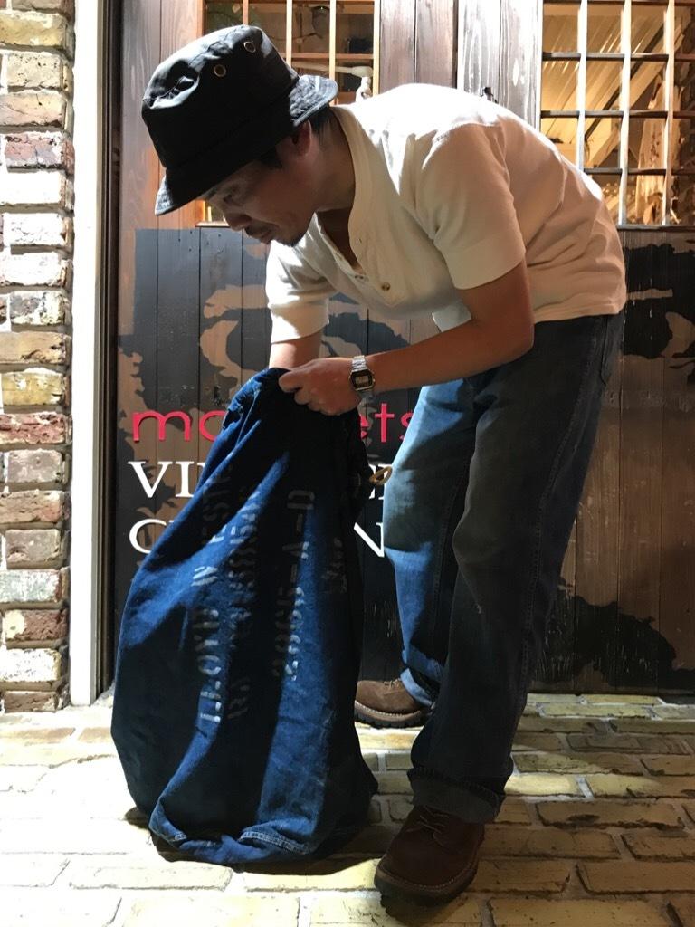 神戸店5/3(水)ヴィンテージウェア&服飾雑貨入荷! #3 Vintage Military Bag!!!_c0078587_00263530.jpg