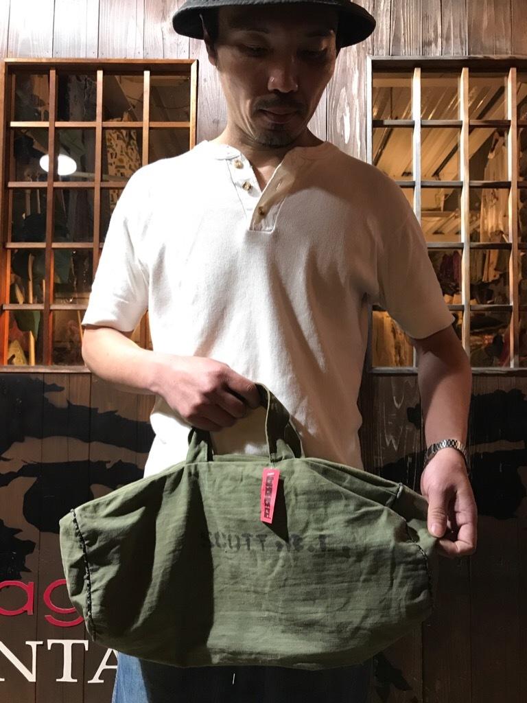 神戸店5/3(水)ヴィンテージウェア&服飾雑貨入荷! #3 Vintage Military Bag!!!_c0078587_00263582.jpg