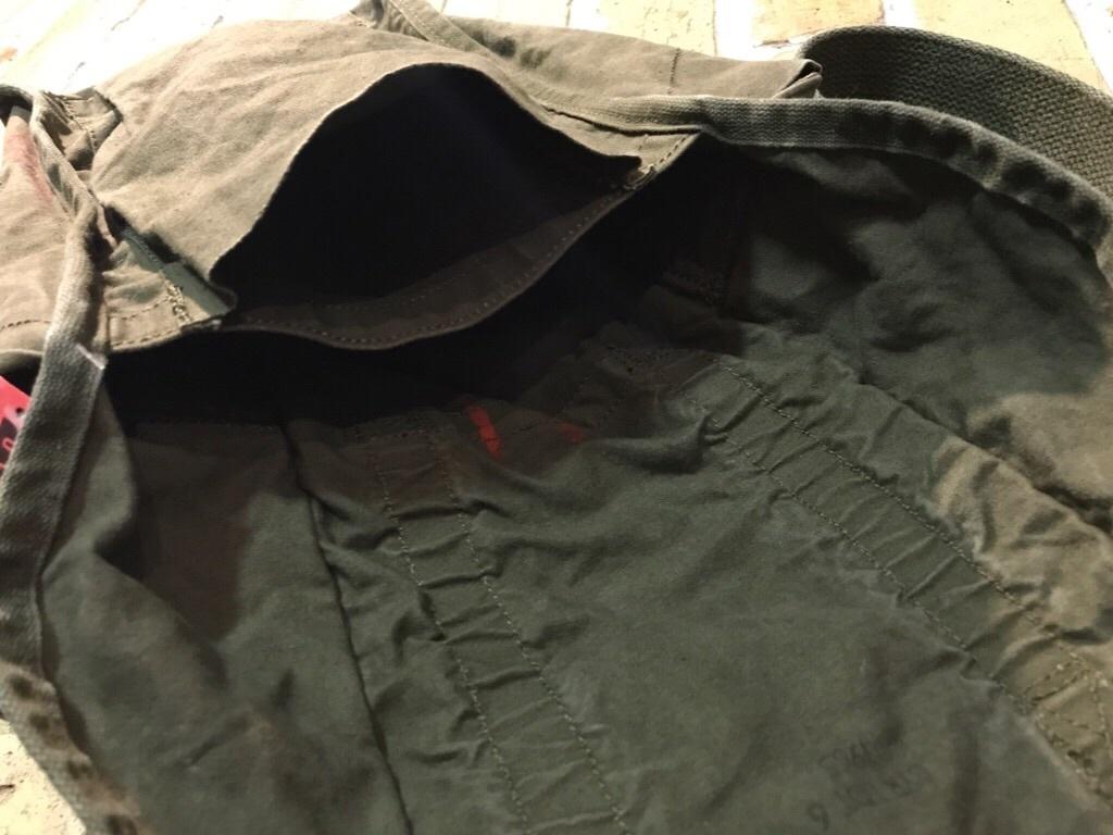 神戸店5/3(水)ヴィンテージウェア&服飾雑貨入荷! #3 Vintage Military Bag!!!_c0078587_00353886.jpg