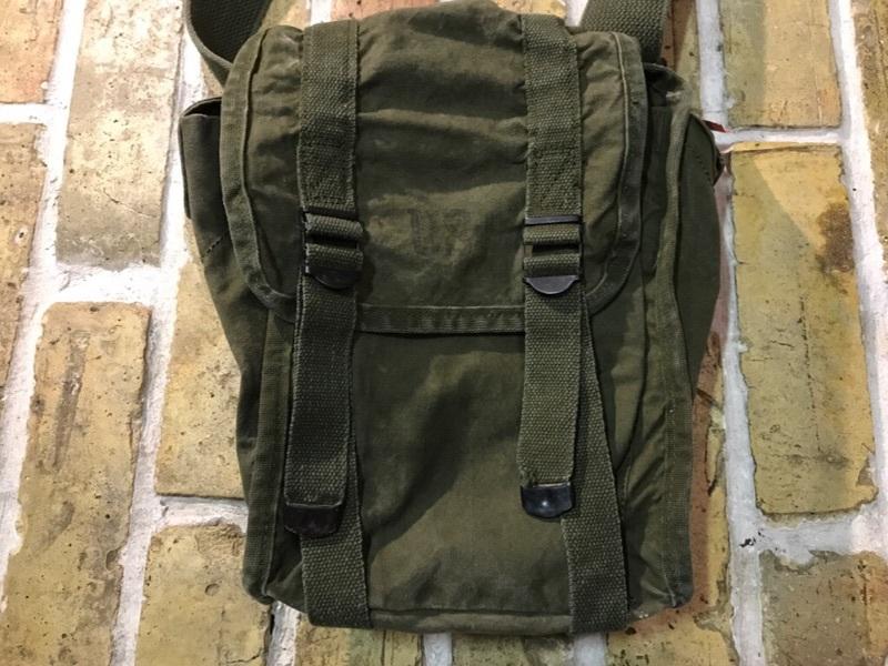 神戸店5/3(水)ヴィンテージウェア&服飾雑貨入荷! #3 Vintage Military Bag!!!_c0078587_00353943.jpg