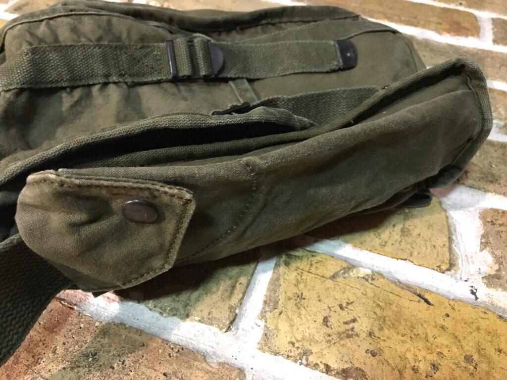 神戸店5/3(水)ヴィンテージウェア&服飾雑貨入荷! #3 Vintage Military Bag!!!_c0078587_00353974.jpg