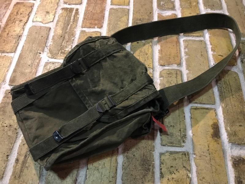 神戸店5/3(水)ヴィンテージウェア&服飾雑貨入荷! #3 Vintage Military Bag!!!_c0078587_00353983.jpg