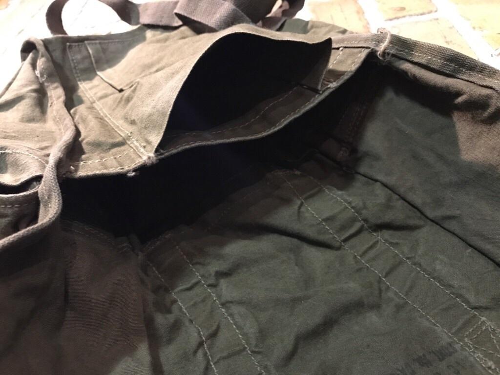 神戸店5/3(水)ヴィンテージウェア&服飾雑貨入荷! #3 Vintage Military Bag!!!_c0078587_00370900.jpg