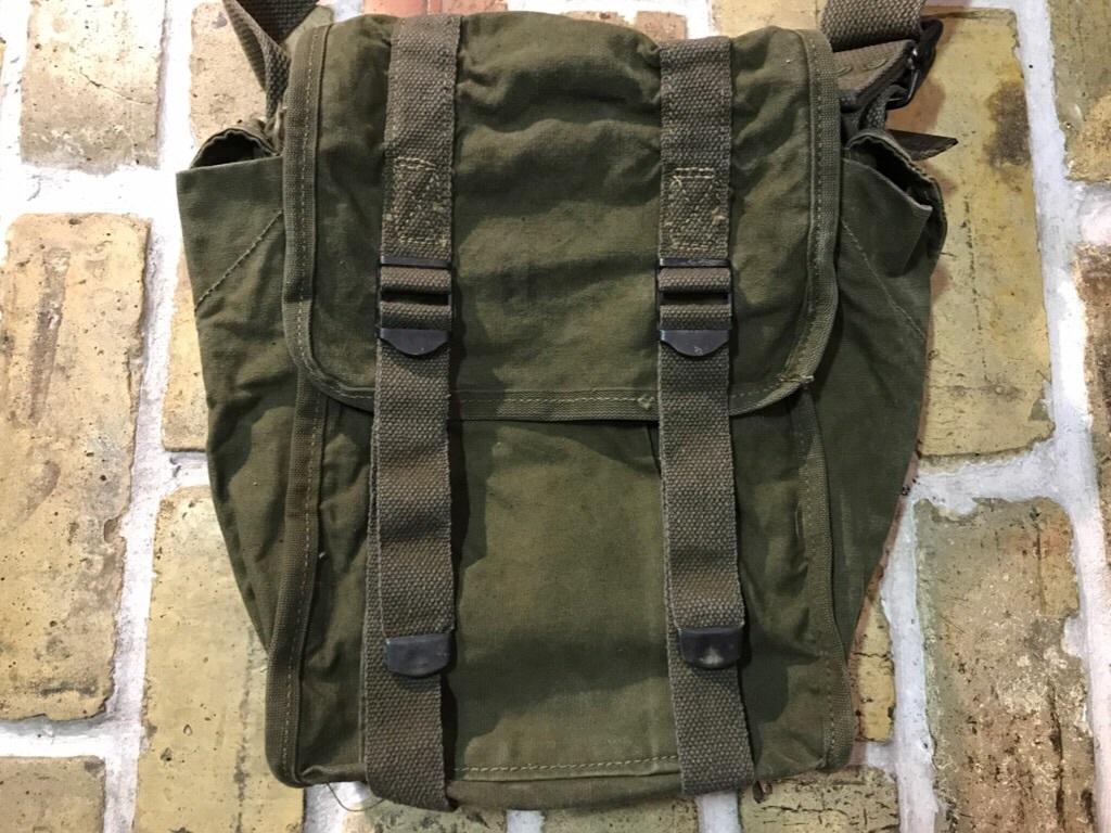 神戸店5/3(水)ヴィンテージウェア&服飾雑貨入荷! #3 Vintage Military Bag!!!_c0078587_00370929.jpg
