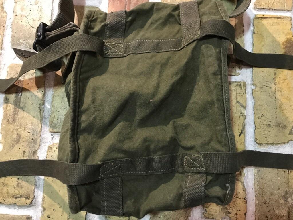 神戸店5/3(水)ヴィンテージウェア&服飾雑貨入荷! #3 Vintage Military Bag!!!_c0078587_00370971.jpg