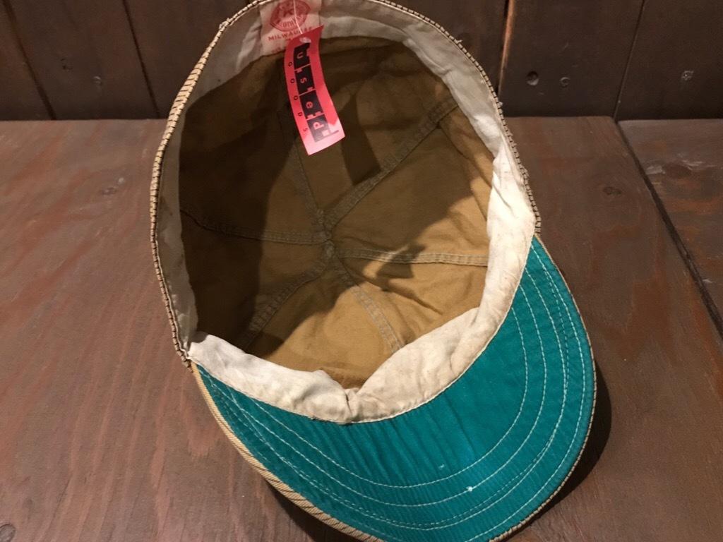 神戸店5/3(水)ヴィンテージウェア&服飾雑貨入荷! #4 NOS Work Cap,Levi\'s Denim Bag,Mix Item編!_c0078587_15452651.jpg