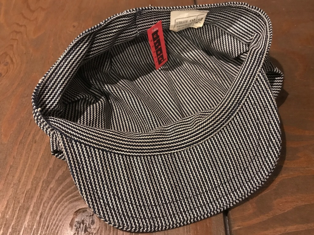 神戸店5/3(水)ヴィンテージウェア&服飾雑貨入荷! #4 NOS Work Cap,Levi\'s Denim Bag,Mix Item編!_c0078587_15500470.jpg