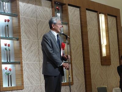 長島代議士を支援する議員会春季総会_f0019487_1635263.jpg