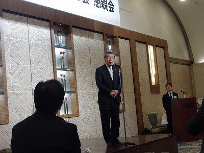 長島代議士を支援する議員会春季総会_f0019487_16353229.jpg