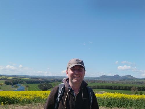 春爛漫、スコットランドの桜自慢_c0027188_4343843.jpg