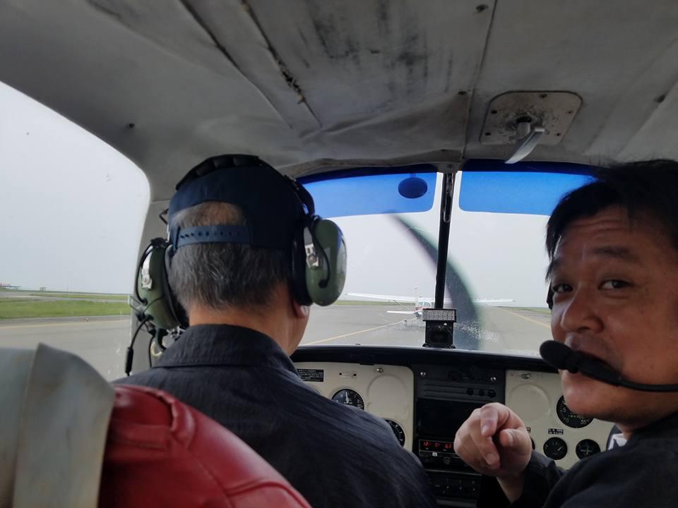 松山空港から約30分、瀬戸内の島々を見ながらのフライトは最高でした。_c0186691_11124594.jpg
